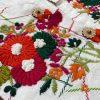 Cotton Flex Embroidered Tier Pattern Gown